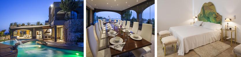 luxe huizen ibiza
