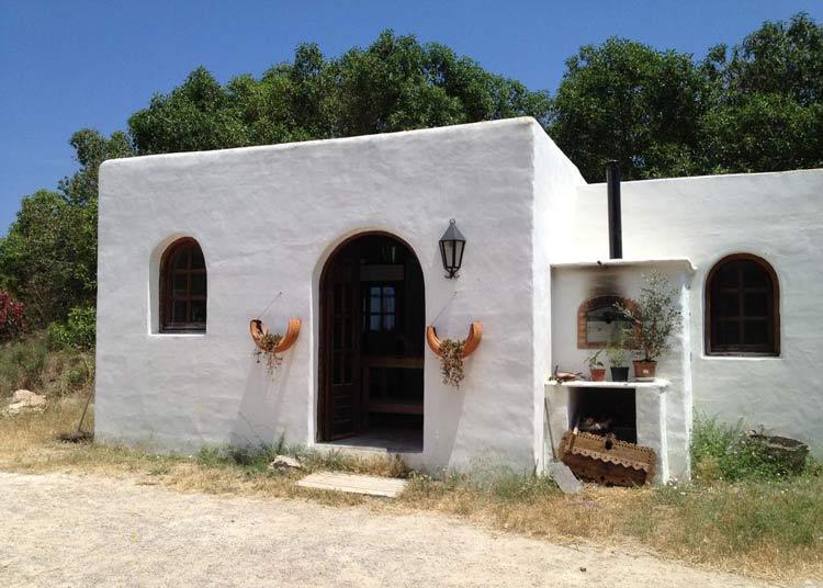 Finca Ecológica Ibicenca huisje, San Rafael, Ibiza