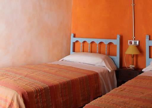 Casa de huéspedes Vara De Rey slaapkamer