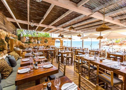 Cala Bonita, restaurant