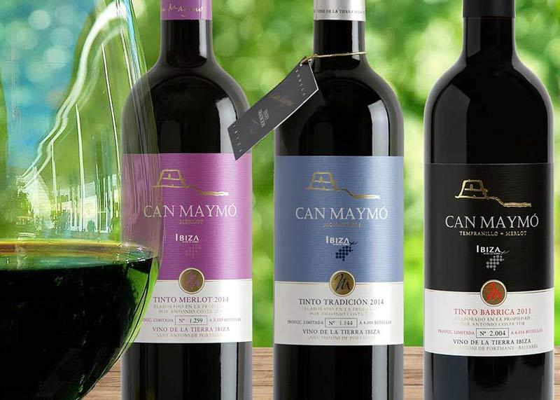 Bodega Can Maymó wijnen