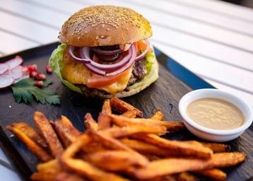 Roni´s deli burger