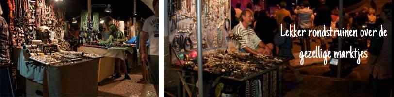 Markt mercadillo del puerto
