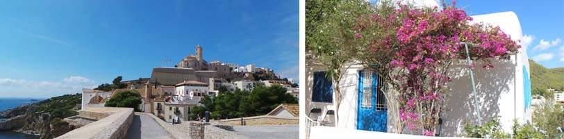 Leuke dorpjes Ibiza