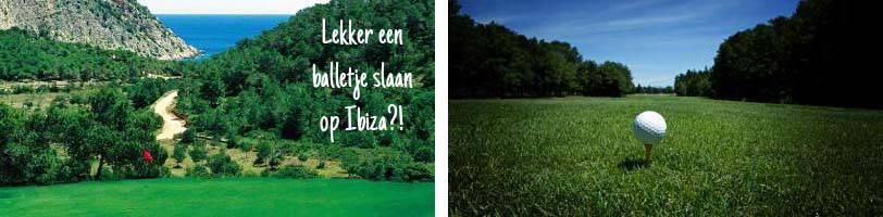 Golfen Ibiza!
