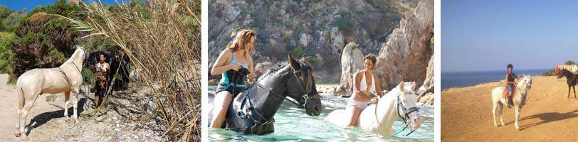 Paardrijden Ibiza North Ride