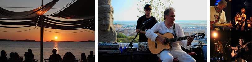Muziek op Ibiza