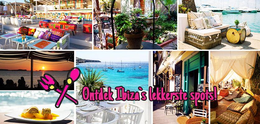 Collage Gastronomisch Ibiza